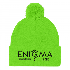 Embroidered Pom Pom Beanie | Sportsman